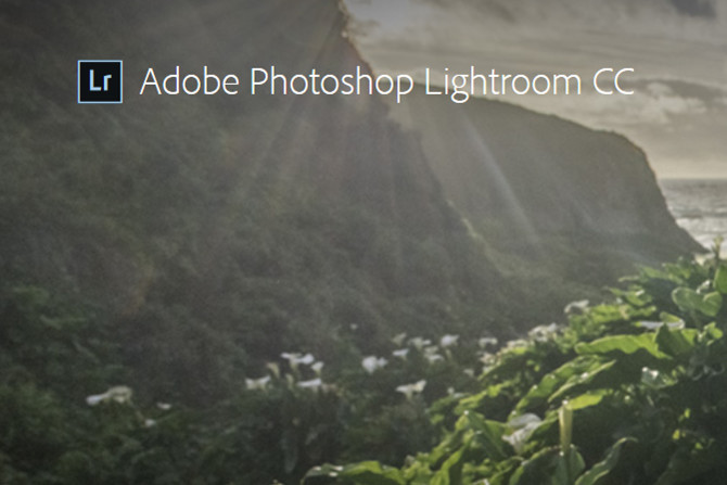 Adobe Lightroom CC