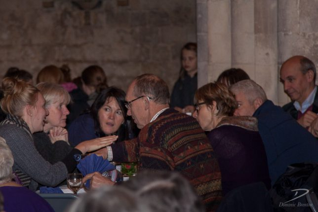 Friends of Romsey Abbey Music Epiphany supper guests (2)