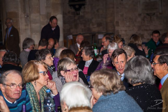 Friends of Romsey Abbey Music Epiphany supper guests (3)
